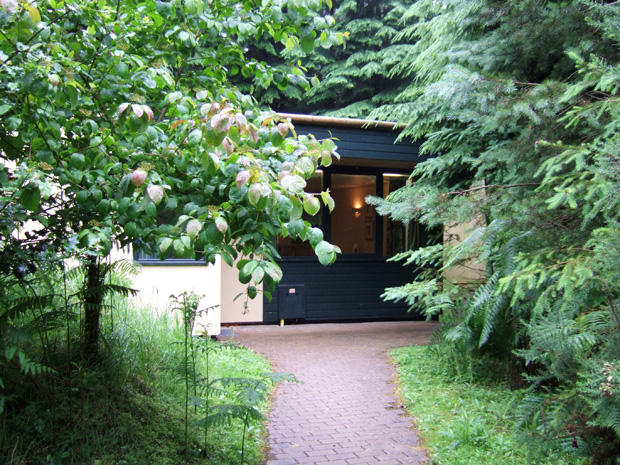 Our Villa at Center Parcs in 2007