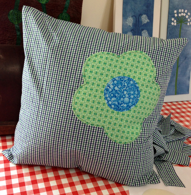 My Home Made Cushion Cover