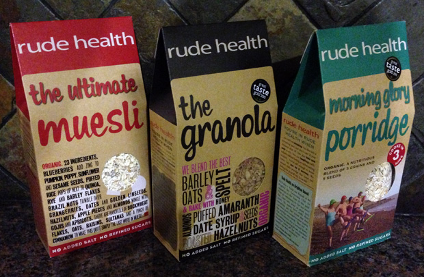 Rude Health Breakfasts