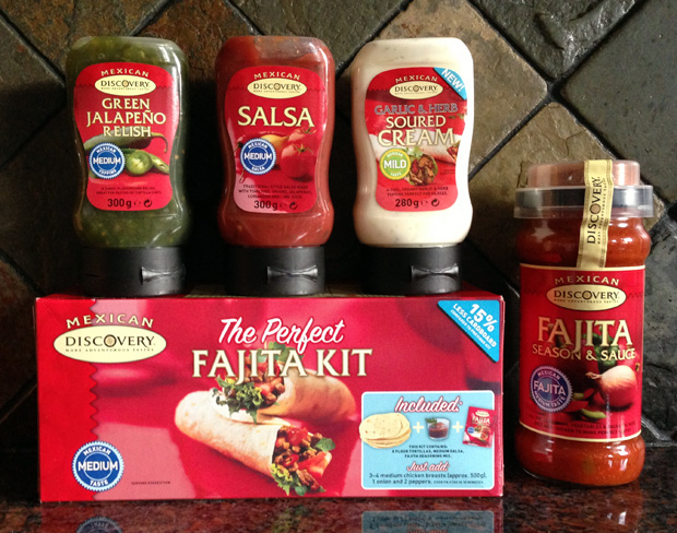 Discovery Foods Mexican Hamper