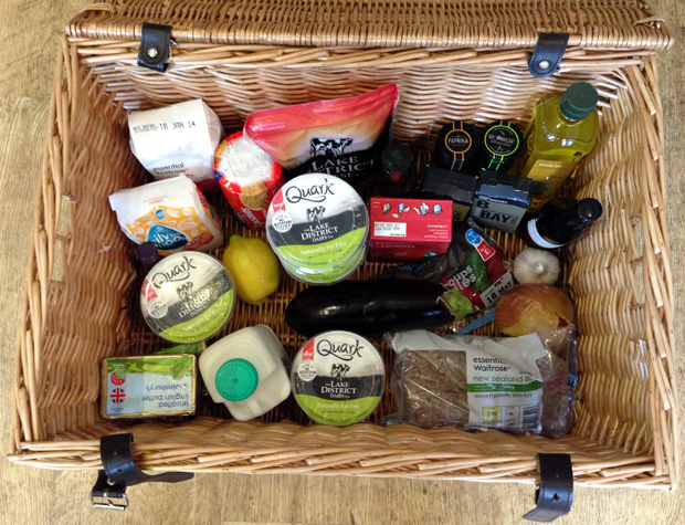 The Lake District Dairy Company Quark Hamper