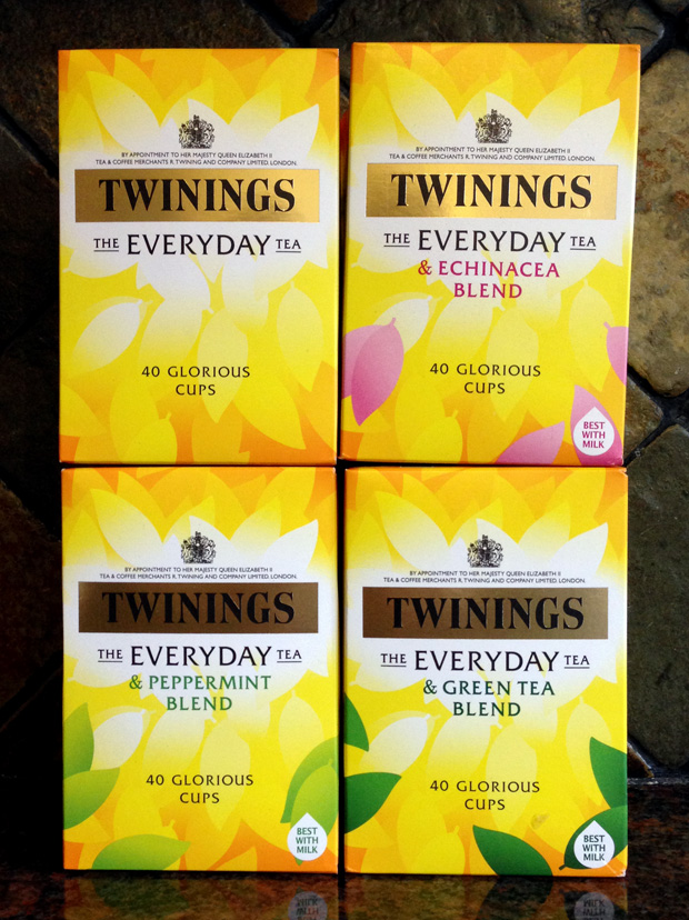 Twinings Everyday Tea Blends