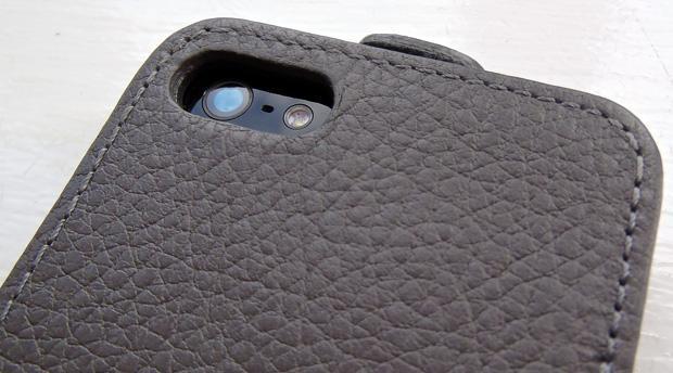 Artwizz See Jacket Flap Plus Leather Case
