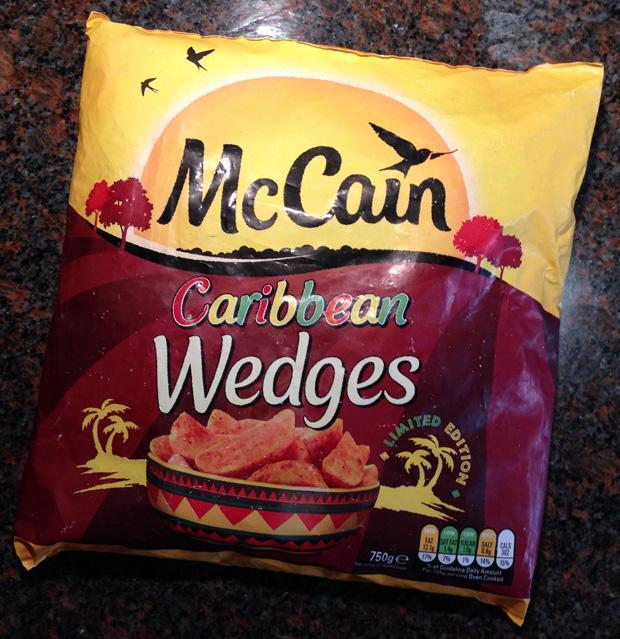 McCain Caribbean Wedges