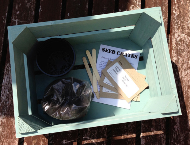 Herb Crate from Find me a Gift