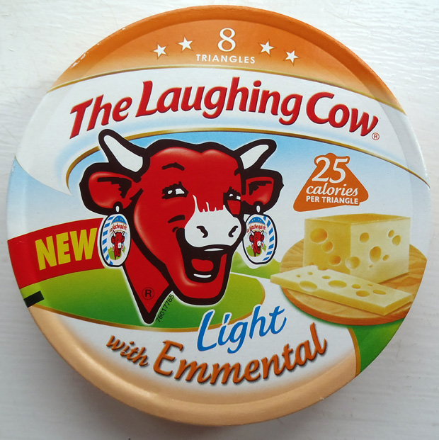 Laughing Cow Light Emmental
