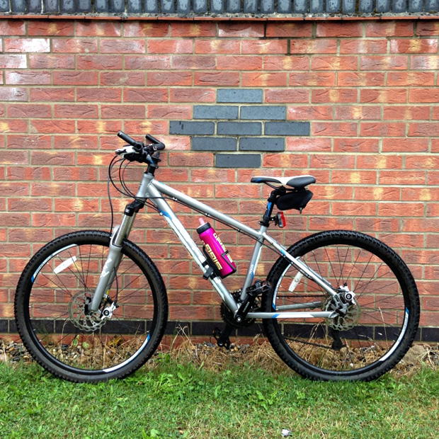 My Carerra Vulcan Mountain Bike