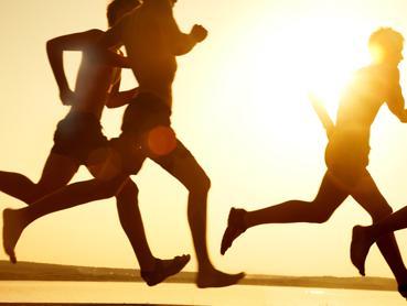 LA Fitness Jogging Image