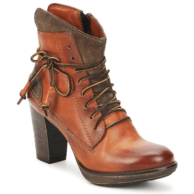 Mjus Lace Up Boots