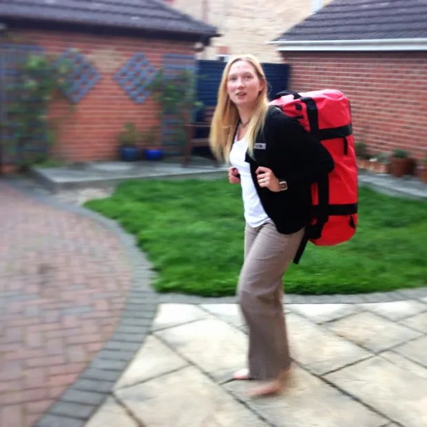 Me and The North Face Base Camp Duffel Large