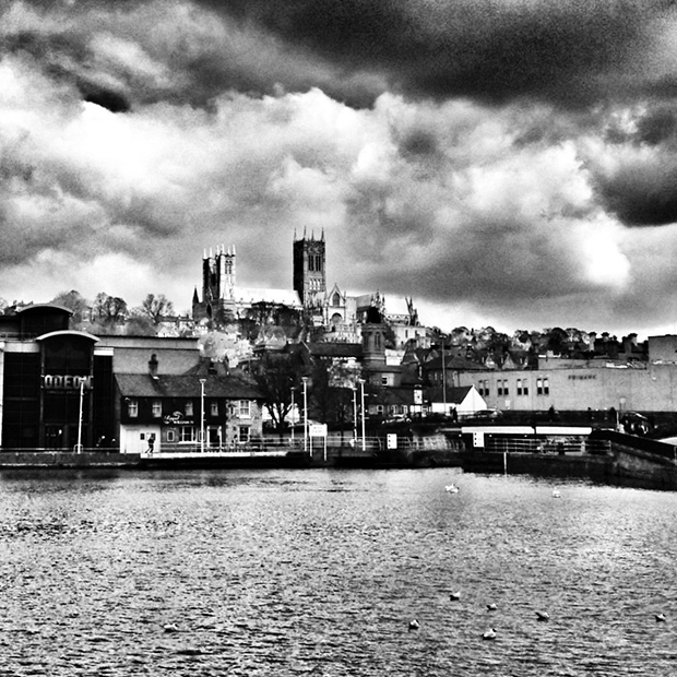 Lincoln Cathedral by Zoe Homes