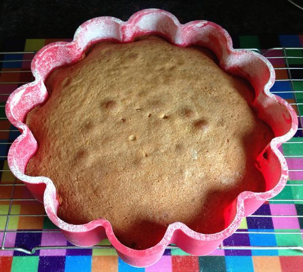 I Heart Cake Sillicone Cake Mould