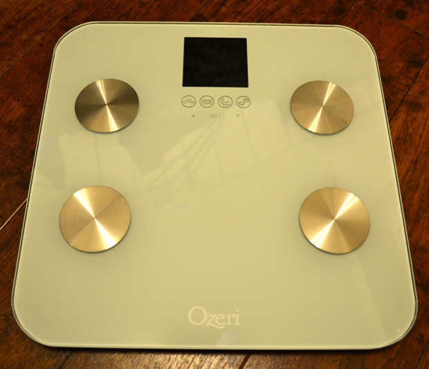 Ozeri Touch II Bathroom Scales