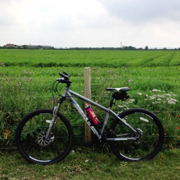 Riding Lincs Leafy Lanes with Sky Ride