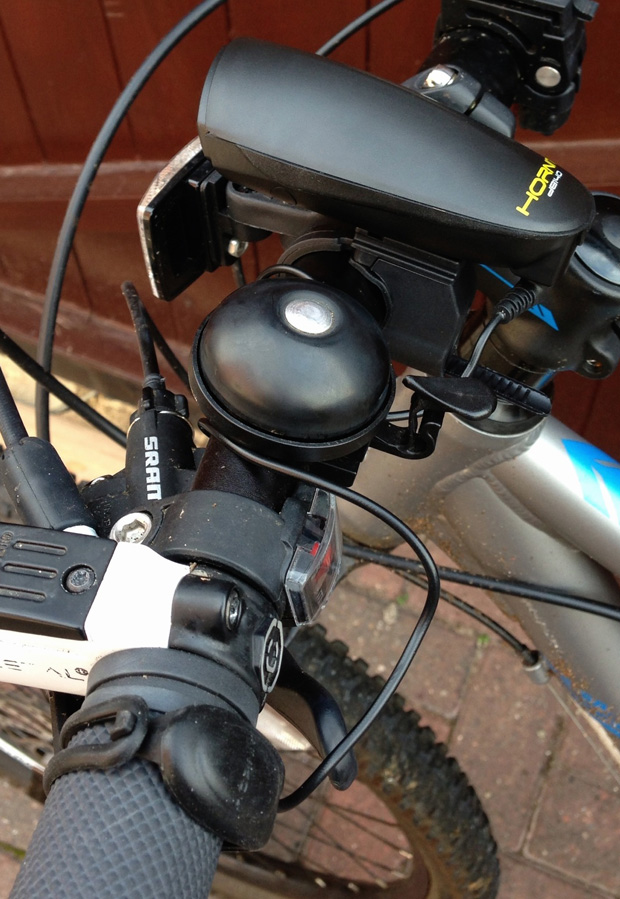Hornit 140db Bicycle Horn