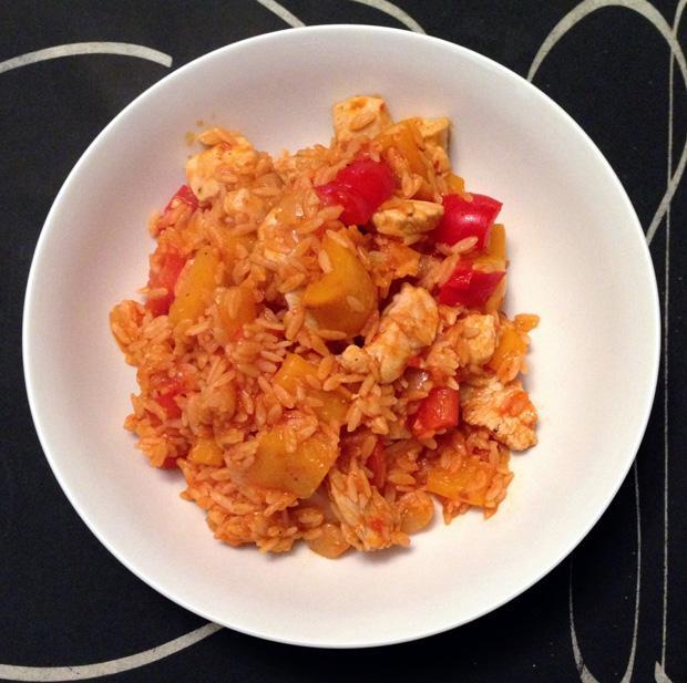 Old El Paso One Pan Rice Meal Kit