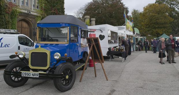Lincolnshire Sausage Festival, Lincoln Castle - Lexis' Larder