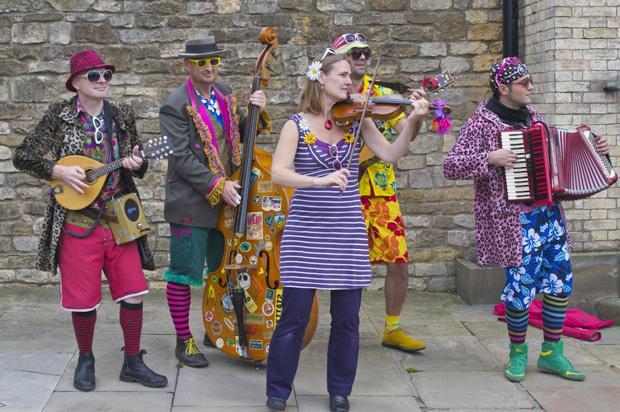 Lincolnshire Festivals, Uphill Lincoln