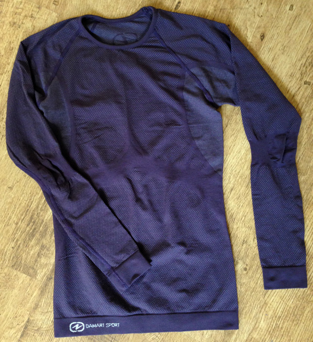 Review: Damart Sport Thermal Top