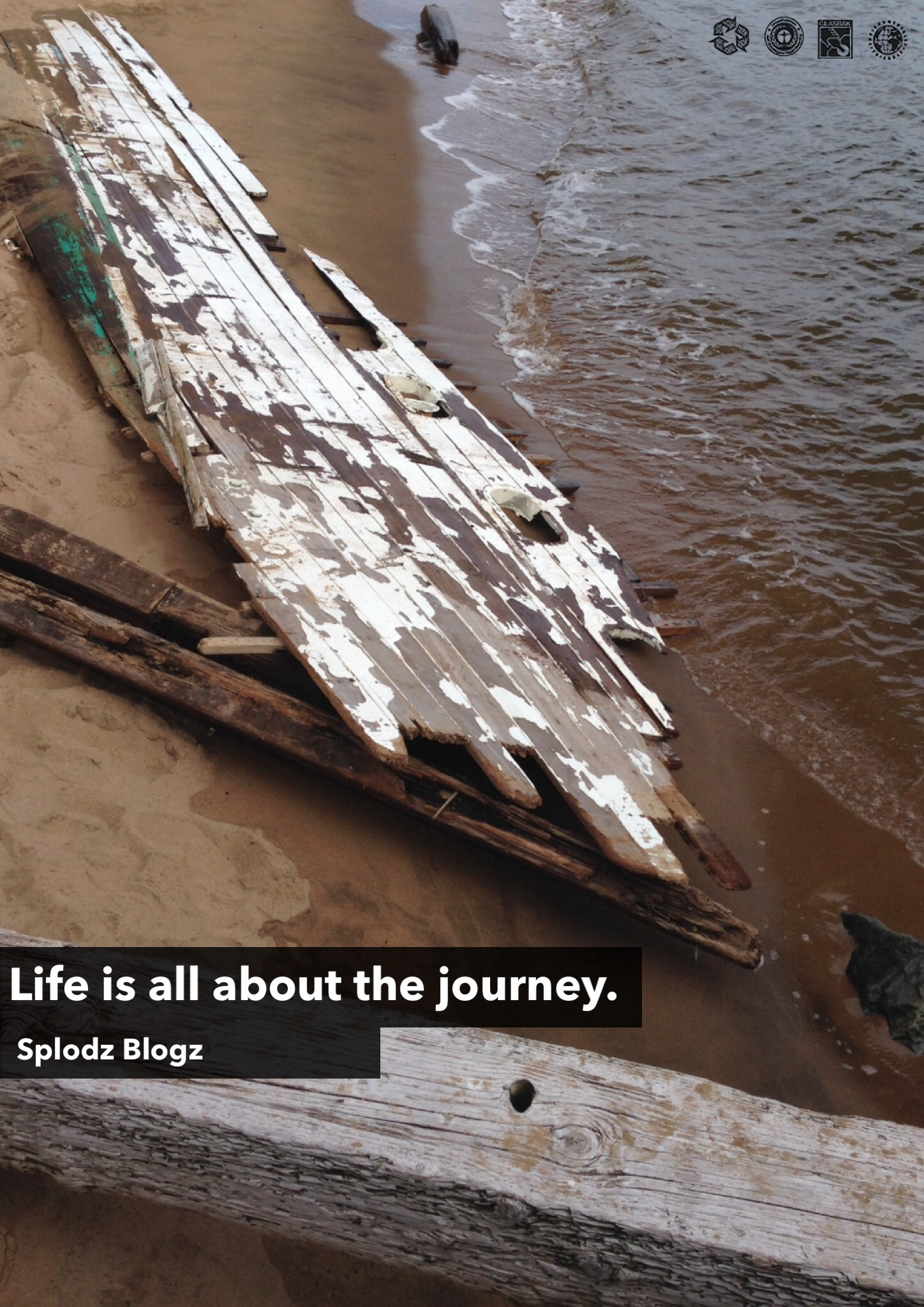 Life is all about the Journey