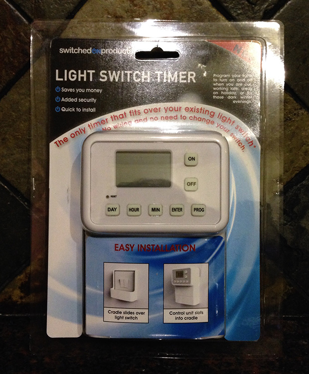 Light Switch Timer