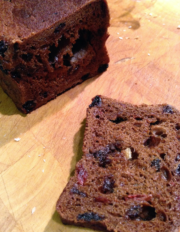Review: Soreen Festive Loaf