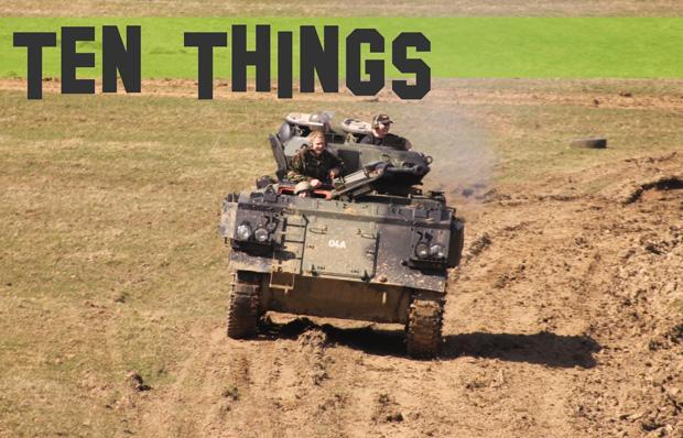 #BEDN 7 > 10 Things