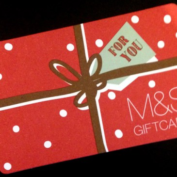 Spreading Christmas Cheer with M&S