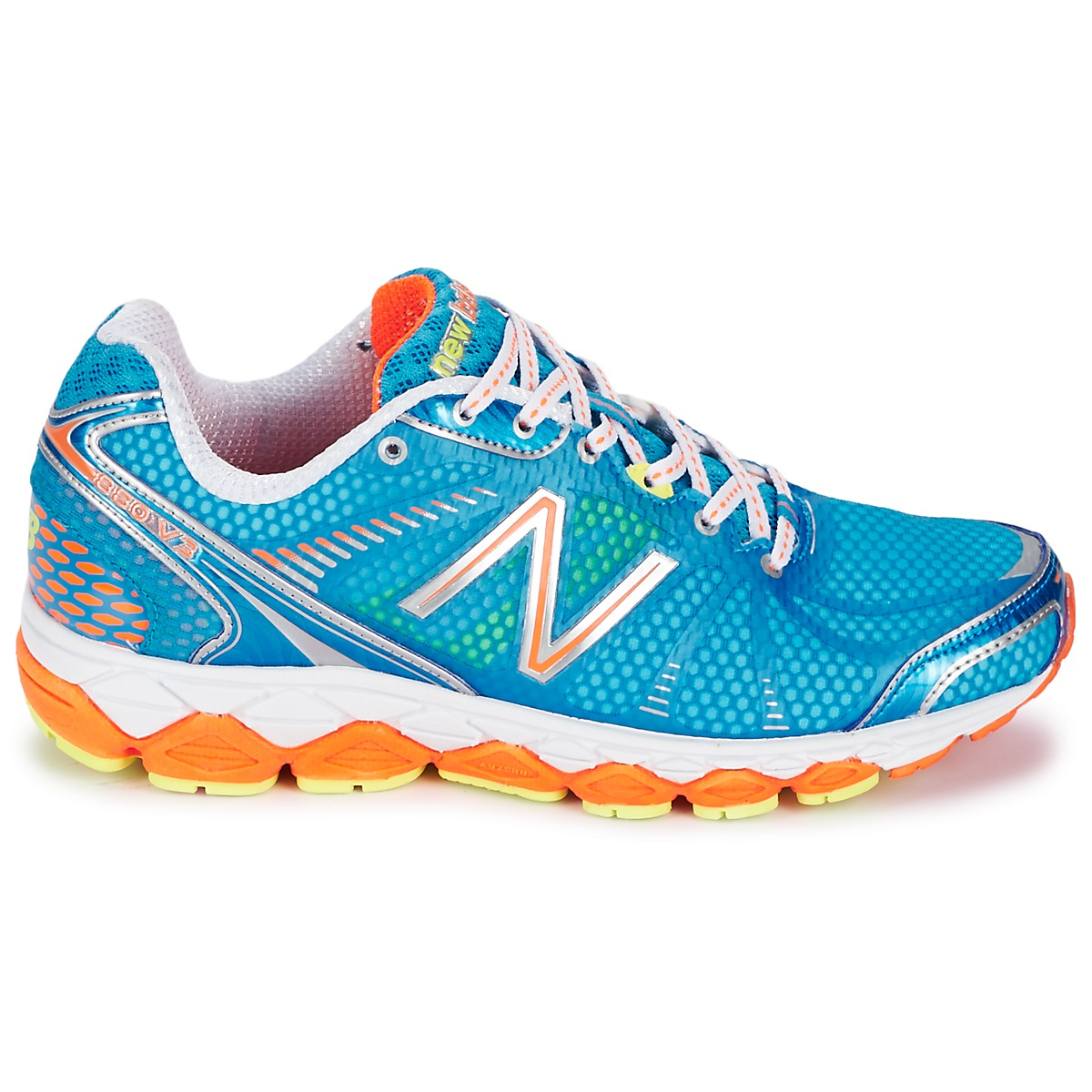Bright Trainers Make You Run Faster