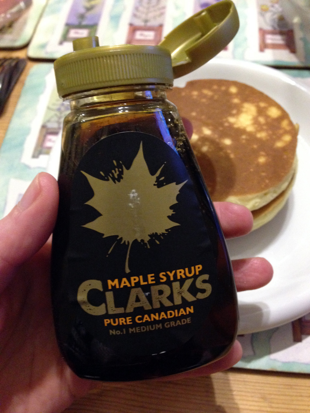 Review: Maple Syrup for Breakfast