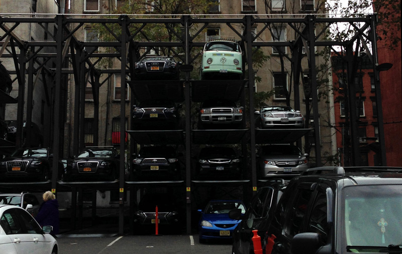New York Car Park