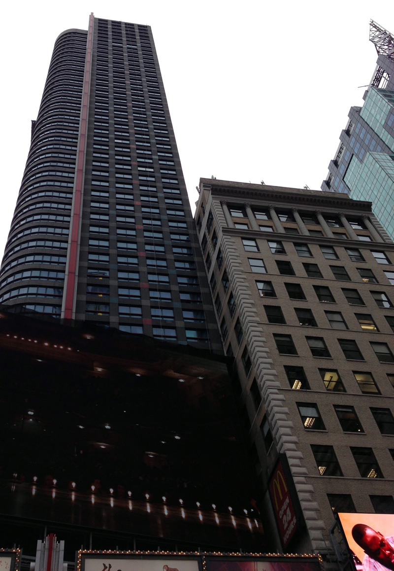 Double Tree Suites, Times Square