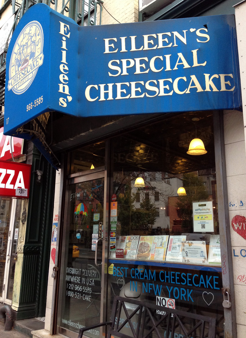 Eileen's Special Cheesecake, New York