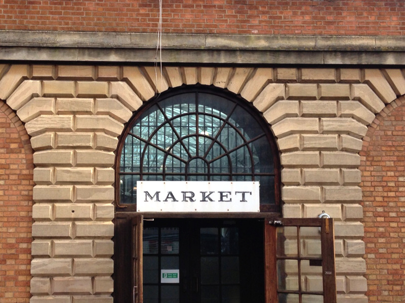 18 Feb - Lincoln Market