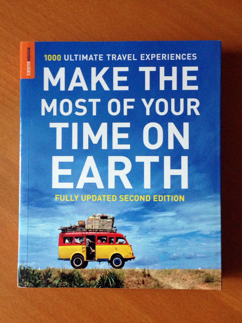 23 Feb - Make the Most of your Time on Earth