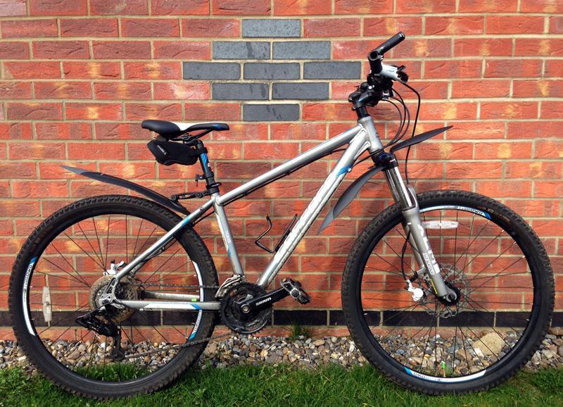 08 March - My Bike