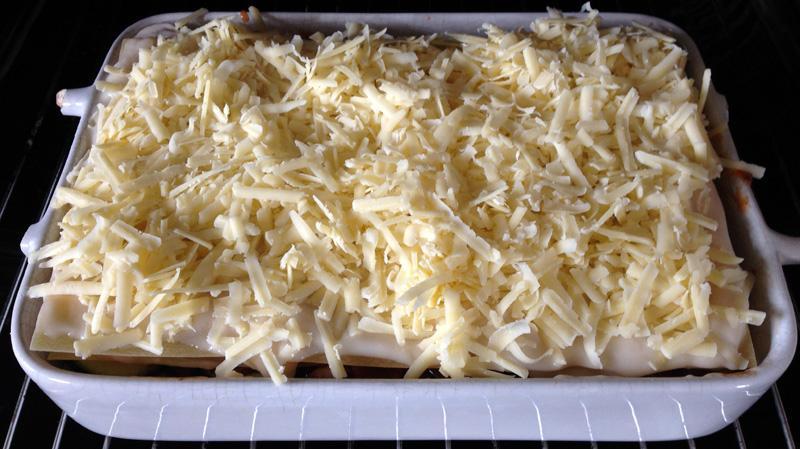 Own Branded Lasagne