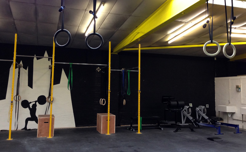 Inside CrossFit Witham