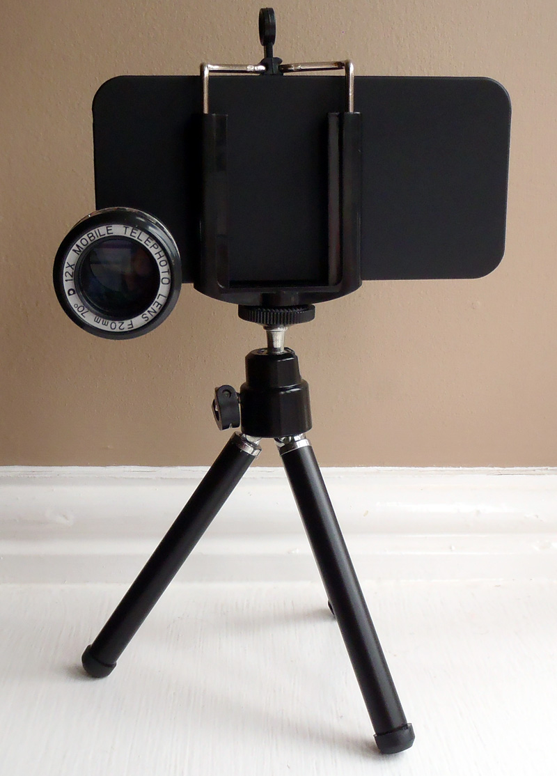 Telescope Camera Lens for iPhone 5