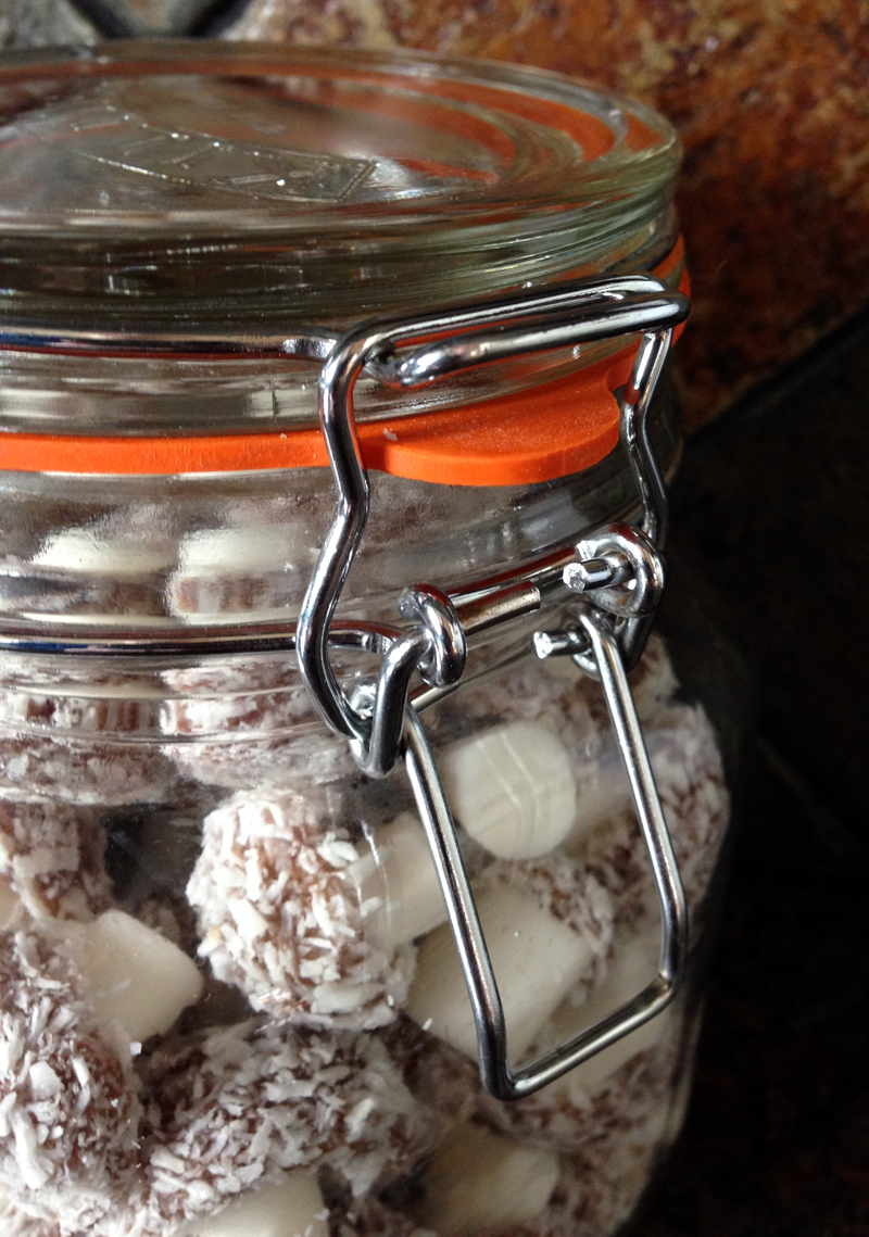 These are Dad's Sweets – Personalised Kilner Jar from My 1st Years
