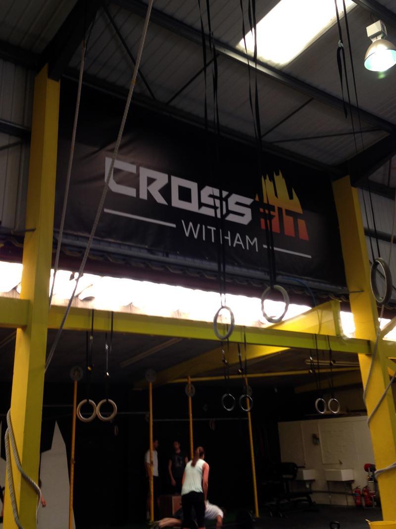 15 July - Crossfit bring a friend day.