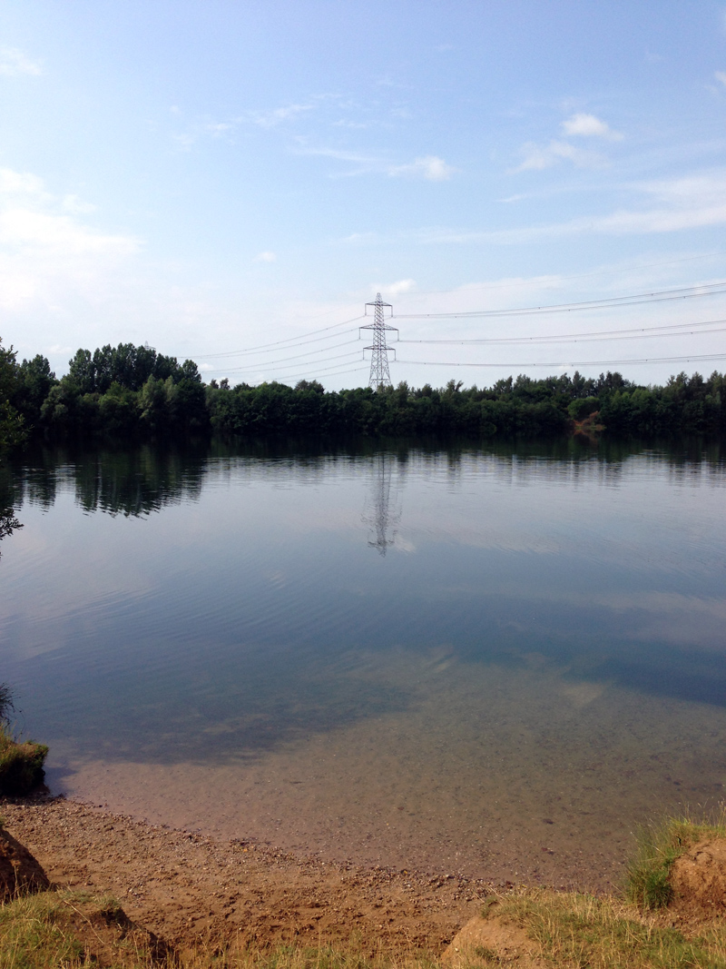 19 July - Thorpe Lake, Whisby Nature Park, Lincoln