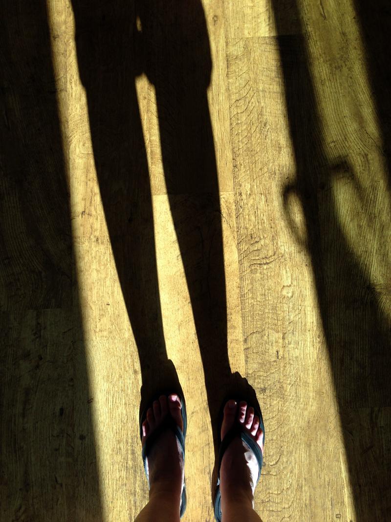 22 July - Kitchen Shadows
