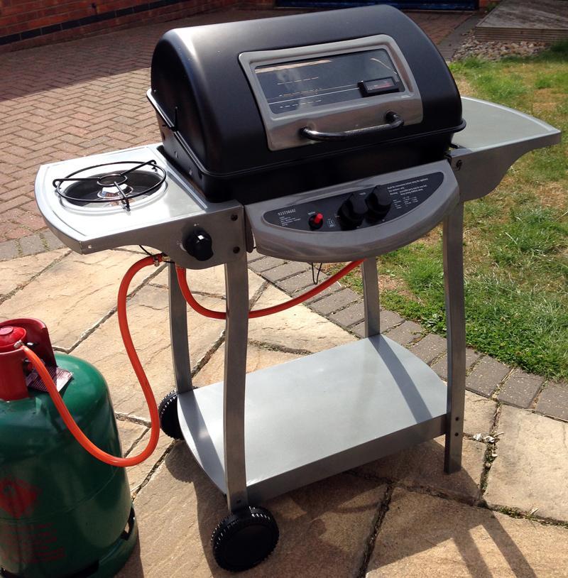 Landmann Grill Chef Gas Barbecue