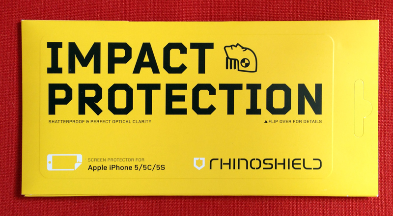 RhinoShield Impact Protection for iPhone