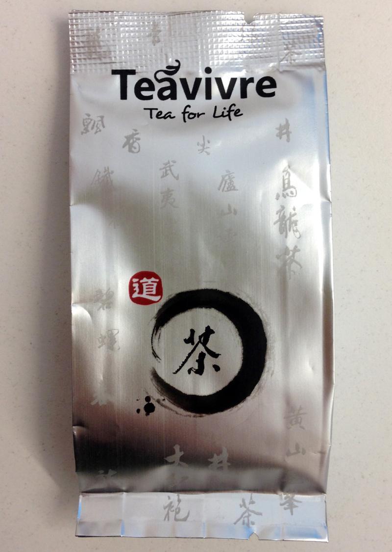04 August - Teavivre White Tea