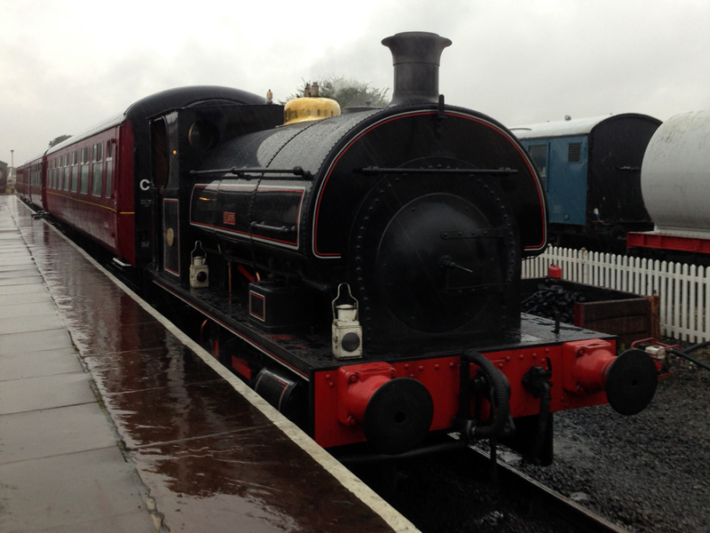 10 August - Lincolnshire Wolds Railway