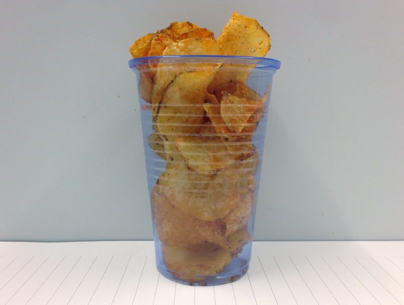 24 July - Crisps in a Cup