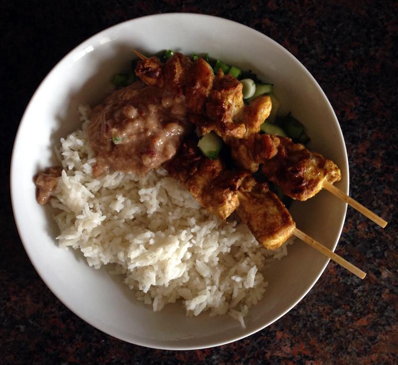 Gousto - Chicken Satay