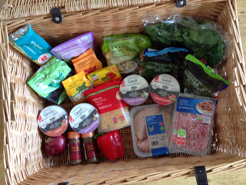 Quark Cooking Sauces Hamper
